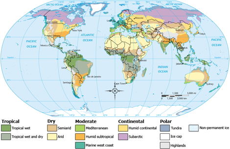 Plant Rescue Climate Zone Map Available at:http://www.plantsrescue.com/the-12-climate-regions/
