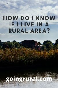 How do I know if i live in a rural area