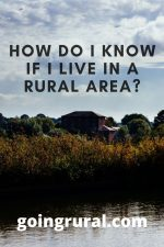 How Do I Know If I Live In A Rural Area?