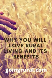 Why you will love Rural Living