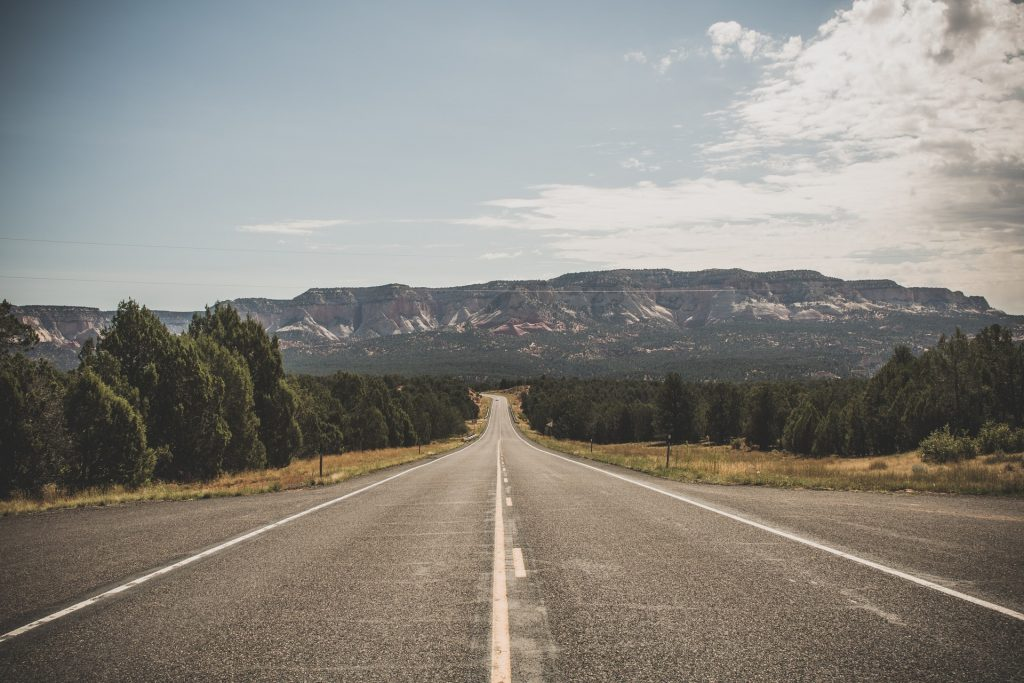 Differences Between Rural And Urban Life Long Road
