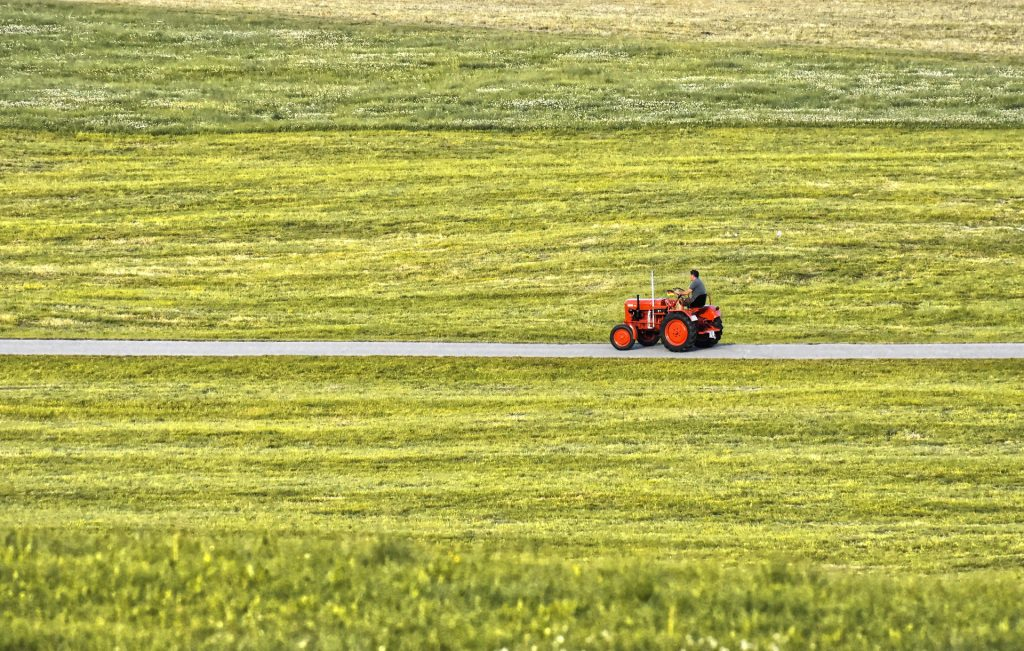 Rural Traffic - Good Things About Rural Areas