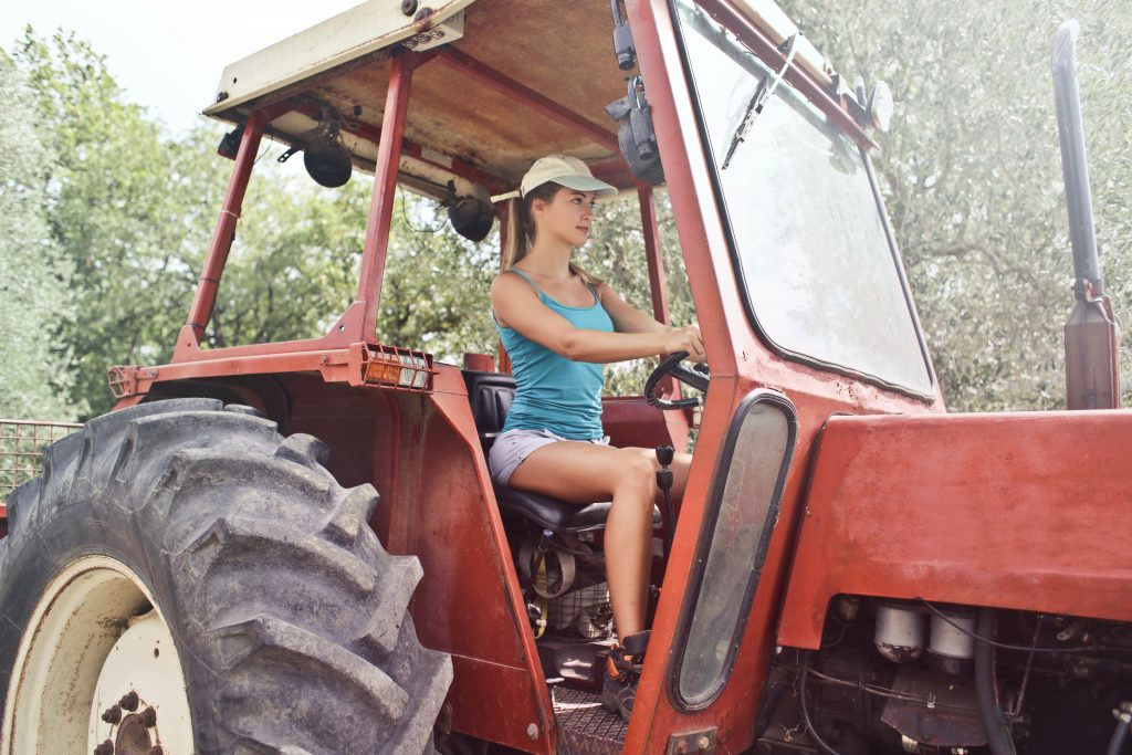 country life Requires The Ability To Repair As Well As Operate Equipment