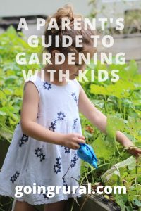 A Parent's Guide to Gardening With Kids