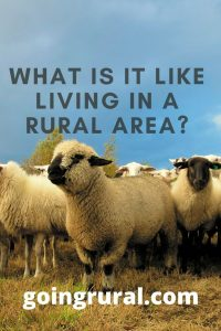 What Is It Like Living In  A Rural Area