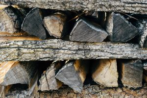 Careful Stacking Can Improve Airflow Helping in  Keeping Your Firewood Safe And Dry