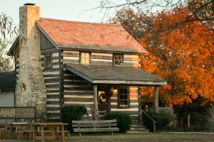Moving to the country to retire in a cottage