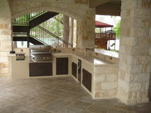 Your Outdoor Kitchen Can Be Similar To Your Indoor One