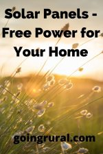 Solar Panels – Free Power for Your Home