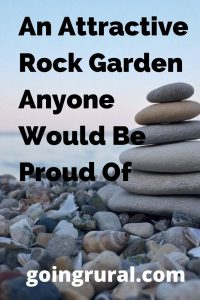 An Attractive Rock Garden Anyone Would Be Proud Of