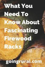 What You Need To Know About Fascinating Firewood Racks